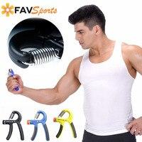 10-60 кг Регулируемый тяжелый ручной захват силовые упражнения для кисти предплечья сила тренировочный захват фитнес зажим для пальца расшир...