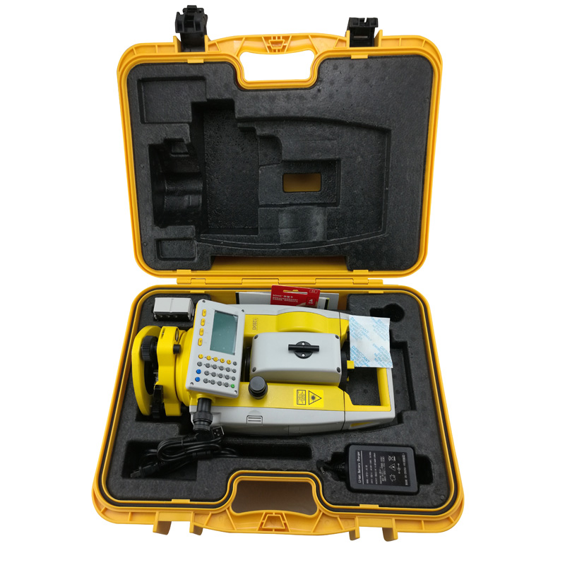 South NTS 332R Reflectorless Total Station Laser Plummet with mini Prism подвесная люстра st luce onde sl116 503 03