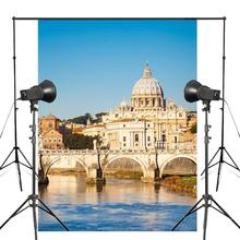 150x220cm St Peters Cathedral River Photography Background Roman Architecture Backdrop Lanscape Studio Background leningrad st isaac s cathedral
