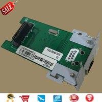 1 PC X placa de Rede Da Impressora Para Canon IR2318L IR2320 IR 2320 2420 Nw Se Adaptador In-E14 E14 placa de Rede peças de impressora
