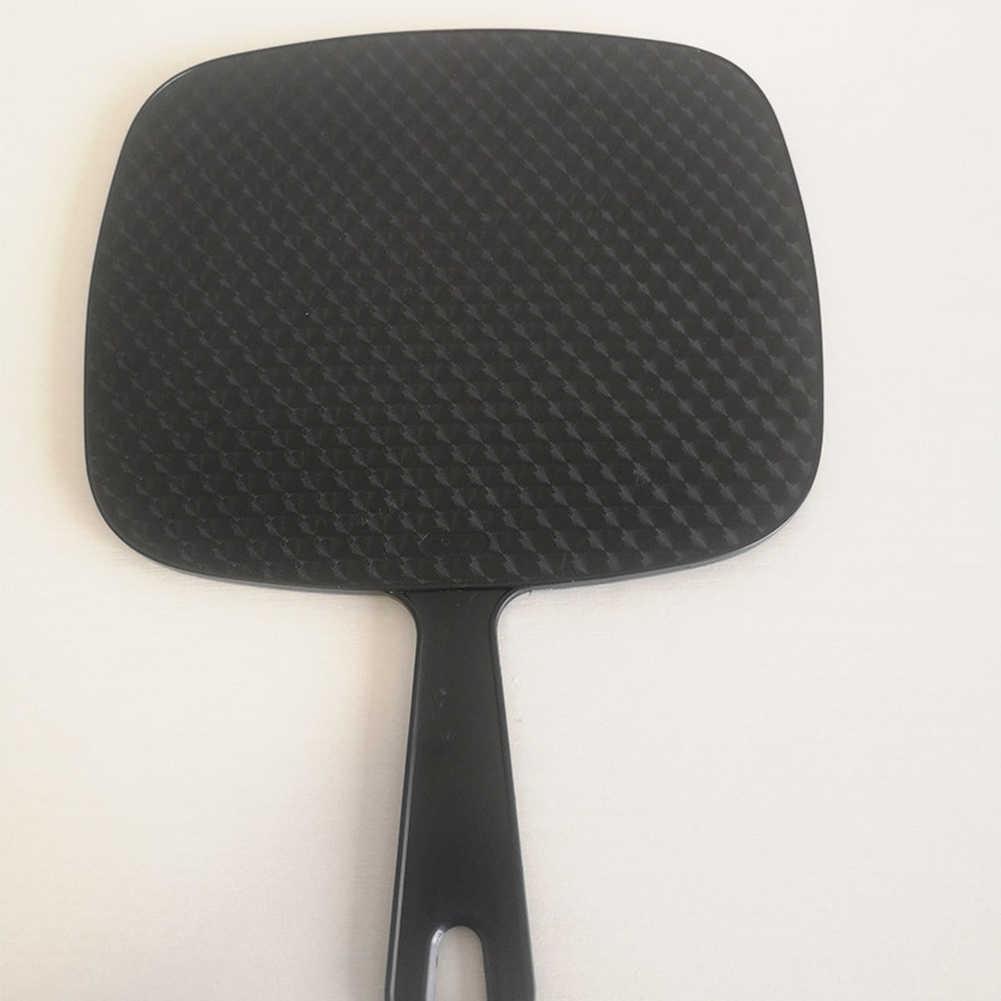 חם שחור שיער הלבשה ההנעה קוסמטי מראה סלון מספרות מספרות מקצועי כף יד סלון מספרות מראה 2020