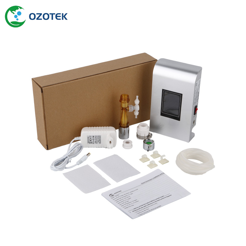 Купить с кэшбэком OZOTEK Intelligent Tap Water Ozonator Model TWO002 (Ozonated water concentration 0.2-1.0 PPM)