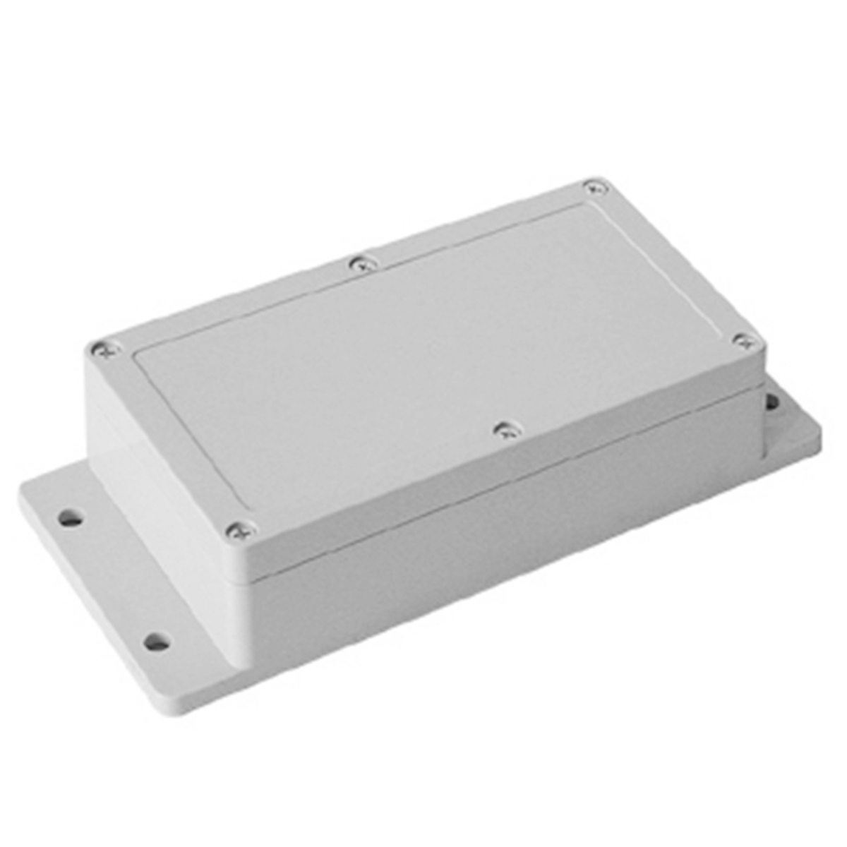 New Power Junction Box White Waterproof Plastic Enclosure Case 158mmx90mmx46mm with 6pcs Screws and 1pc Sealed Line white waterproof plastic enclosure box electric power junction case 158mmx90mmx46mm with 6pcs screws