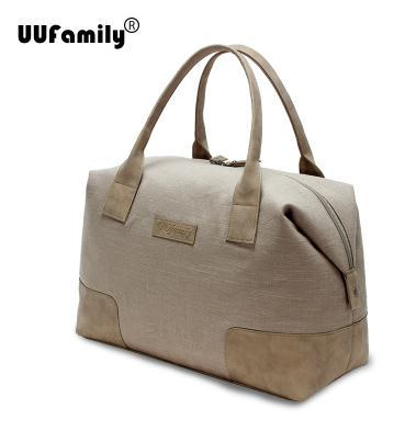 Linen Leather Women Handbags Brand Travel Bags Hot Sports Bag Carry On Luggage Summer Style Tote Tb94 In From