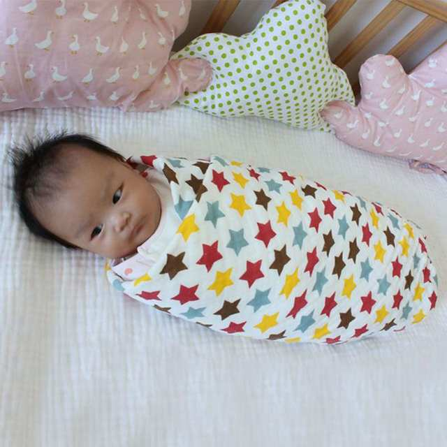 4b9007f0b4f 100% Cotton Blankets Newborn Muslin Baby Swaddles Baby Blankets Multi  Designs Functions Baby Towel Hold