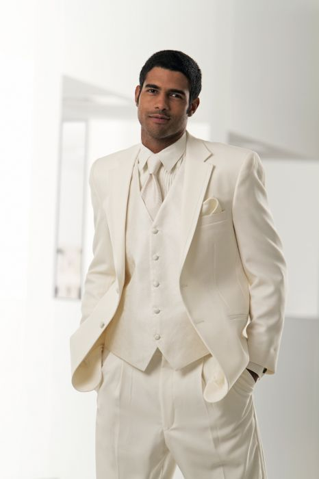 Latest Coat Pant Designs Ivory White Wedding Men Suits Slim Fit 3 Piece Formal Tuxedo Custom Groom Prom Suit Terno Masculino Z65 In From S