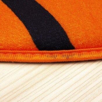 RFWCAK חדש פוליאסטר אנטי להחליק כדור עגול שטיח כיסא מחשב כרית כדורגל כדורסל סלון מחצלת ילדי שינה שטיחים