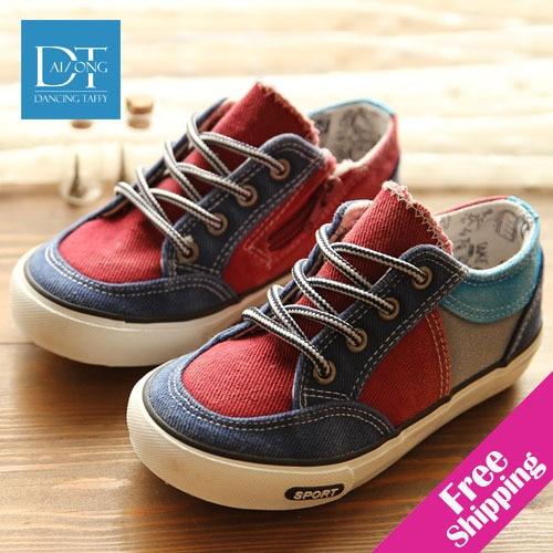 New 2015 Spring Autumn Fashion Children Shoes Boys...