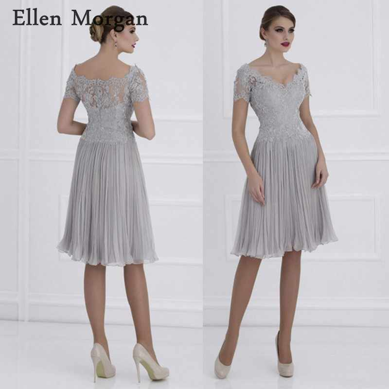 Chiffon Mother Of The Bride Groom Dresses 2020 For Summer Boat