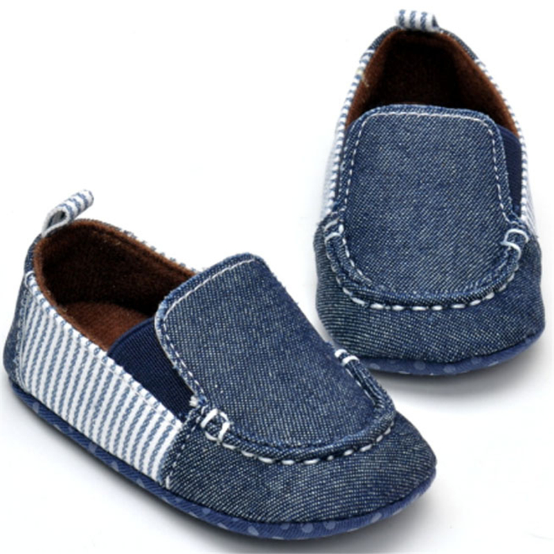 Cowboy Baby Boy Toddler First Walkers Shoes Soft Bottom Shoesbaby moccasins bebek ayakkabi l10192