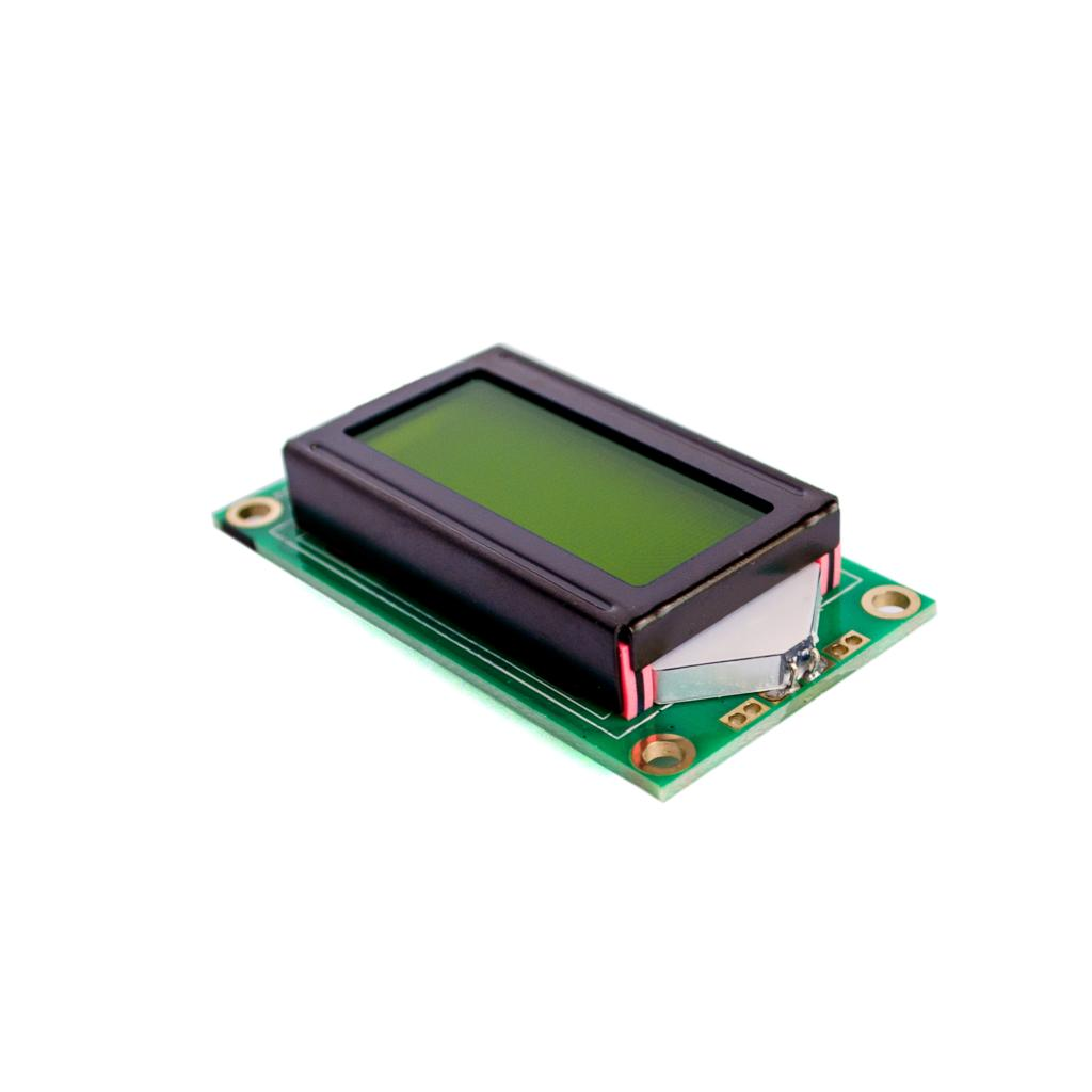 0802 LCD Module 8 X 2 Character Display 3.3V / 5V LED LCD Backlight For Arduino Diy Kit