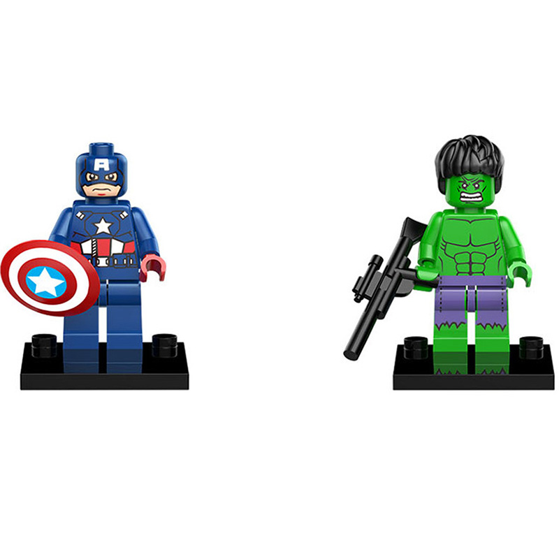 SLPF Hot Sale Toys for Childre movie characters Assembling Model Kit Building Blocks Boy Kids Gift New Compatible N04 in Model Building Kits from Toys Hobbies