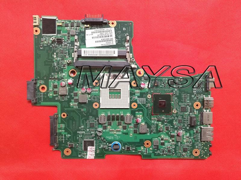все цены на  Laptop Motherboard Fit For Toshiba Satellite L650 C650 L655 V000218010 6050A2332401 1310A2332404 HM55 GMA HD3000 DDR3  онлайн