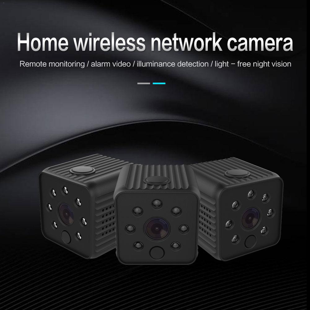 DV18A maison Mini caméra WiFi caméra Full HD 1080 P Sport DV enregistreur 155 Vision nocturne petite Action caméra caméscope DVR