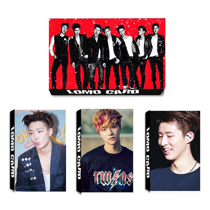Beads & Jewelry Making Lower Price with Youpop Wholesale Kpop Fan Exo Exo-k Exo-m Xoxo Album Signature Student Card Small Cards Autograph Photocard