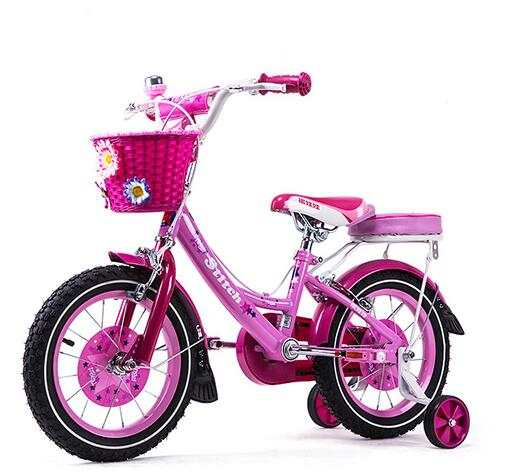 dd9a7e96469 placeholder Dr Bike 12 inch Stitch Mermaid Pink Girls Bike Children Bicycle  with Basket and Rear Shelf