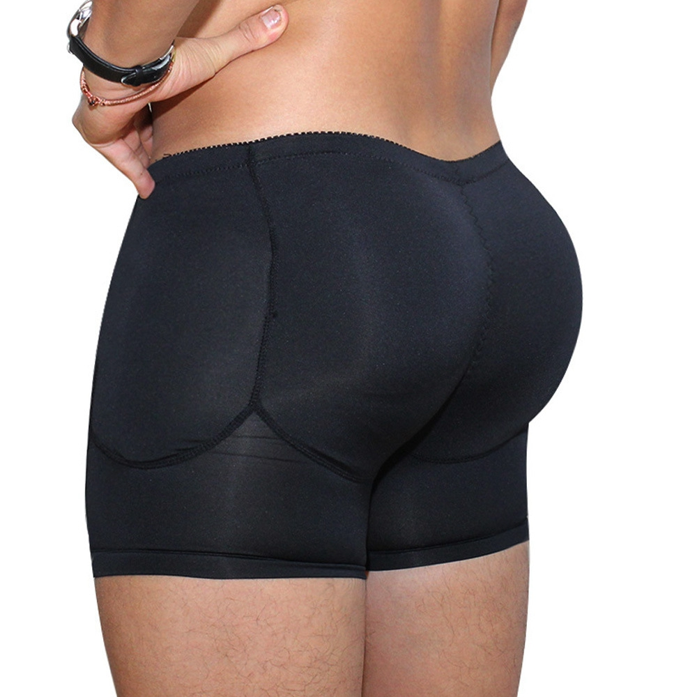 Back To Search Resultsunderwear & Sleepwears Mens Padded Butt Lifter Control Panties Waist Trainer Corsets Slimming Shaper Pads Enhancement Underwear Men Butt Lift Shaper