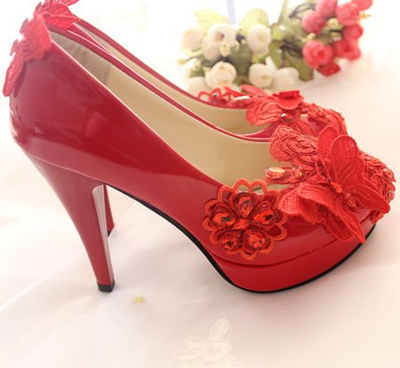 11cm extra high heels red party pumps shoes for woman TG228 100% same as photos real handmade proms evening parties shoe
