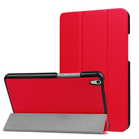 For Huawei Mediapad T2 8 Pro (Honor Tablet 2) JDN-AL00 JDN-W09 Ultra Slim Custer Fold Folio Stand PU Leather Magnetic Cover Case