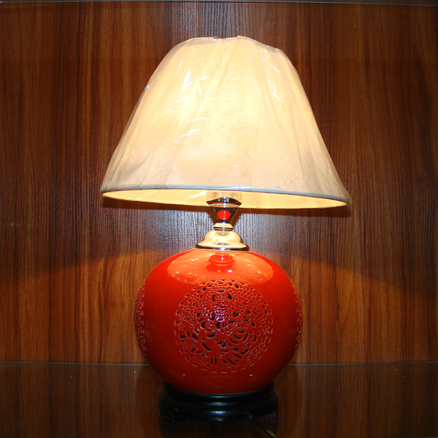Traditional vintage chinese porcelain ceramic table lamp bedroom traditional vintage chinese porcelain ceramic table lamp bedroom living room wedding table lamp jingdezhen table lamps aloadofball Image collections