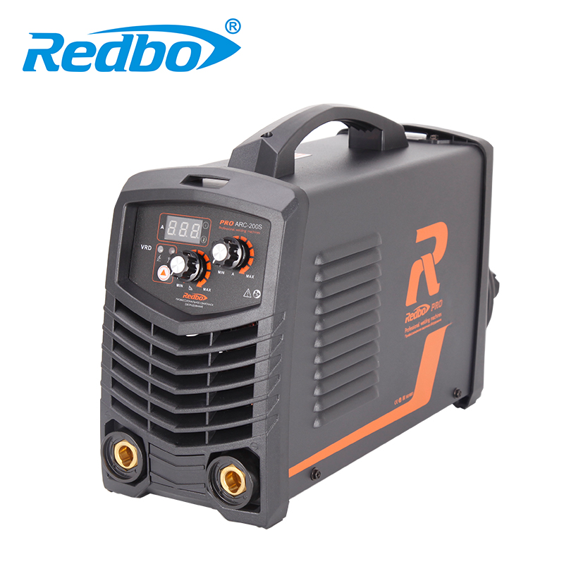 REDBO ARC 200S DC Arc Electric Welding Machine MMA Welder for Welding Working and Electric Working