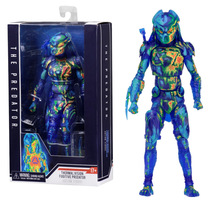 NECA Thermal Vision Fugitive Predator 2018 Action Figure Collection Model Toy figurine цена