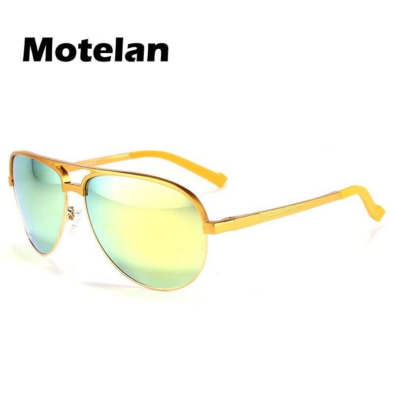 2017 New Pilot Men s font b Polarized b font Sunglasses Male Coating Reflective Lens Al