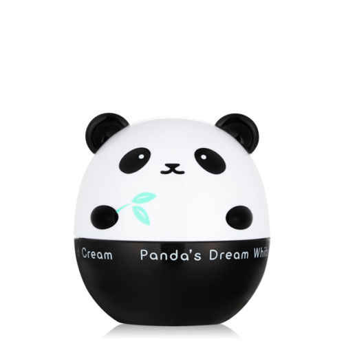 O Sonho de Cosméticos coréia Panda Branco Creme Magia 50g Rosto Cuidados Da Pele Creme Hidratante Anti Búzio Creme de Clareamento Facial