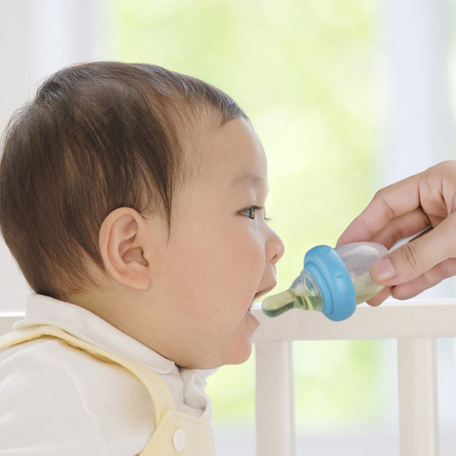 Liquide en Silicone pour bébés 15ML   Ustensiles de médicaments pour bébés, médicaments pour enfants donnés nourrissons, dispositif sucette Style BB0123