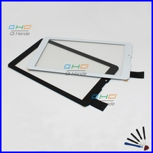 """10pcs/lot New For 7"""" Explay Surfer 7.34 3G Tablet PC Capacitive touch screen panel Digitizer Sensor replacement Free Ship"""