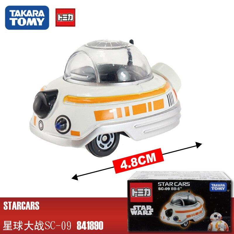 Takara Tomy Tomica Star Wars STAR CAR SC-03 R2D2 Roboter Spielzeug Diecast