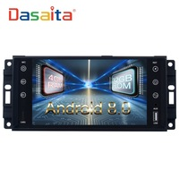 Car Radio GPS Android 8 0 2 Din For Jeep Wrangler 2007 2008 2010 2013 2014