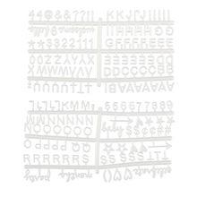 Персонажи для войлочной доски с буквами, используемые в качестве фотозажимов для доски со сменными буквами