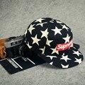 Chegada nova hip pop estilo estrela da moda e impressão supremo homens e mulheres cap viseira cap MZ1-2