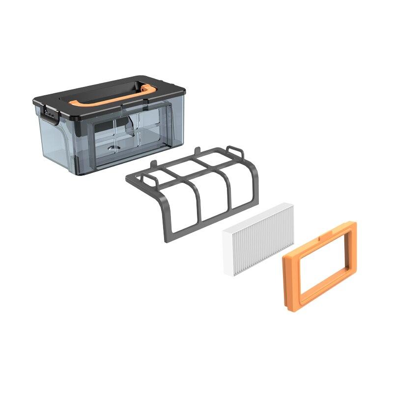 600ml dustbin box for MOLISU V8S PRO replacement