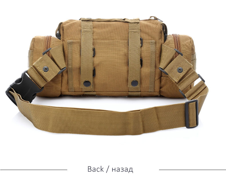 HTB1CypjFhSYBuNjSspjq6x73VXaW - Outdoor Military Tactical Waist Bag Waterproof Nylon Camping Hiking Backpack Pouch Hand Bag military bolsa Style mochila