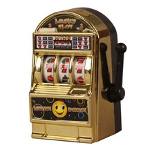 New Children' S Slot Machine Mini Toy Lucky Jackpot For Fun Birthday Gift Kids Safe New Style Healthy Design New Arrival