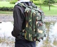 30L 3P Fishing Hunting Tactical Backpack Camping Backpack Miltary Black CP TAN ACU Green Jungle Digital