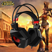 Gaming Headsets Subwoofer Headphones With Microphones 3 5mm Stereo Hifi Earbuds Earphone For Xiaomi For Iphone