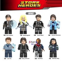 b89074aa5b098 Buy daisy johnson figure and get free shipping on AliExpress.com
