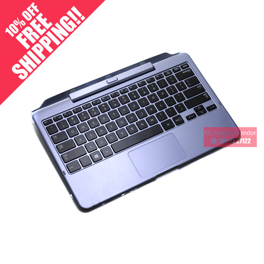 English FOR samsung XE500T1C 500T1C blue keyboard Dock station clavier елена анатольевна васильева english verb tenses for lazybones