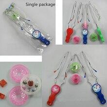 2016 Hot sale Luminous shinning YoYo toy Ball Magic yoyo ball bearing yoyo diabolo bearing  metal aviation gifts  Toys Wholesale