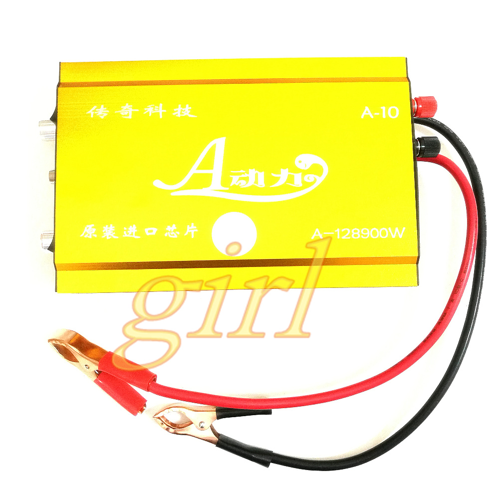 12V 220V power inverter with high power electronic tube buoyancy King battery booster transformer