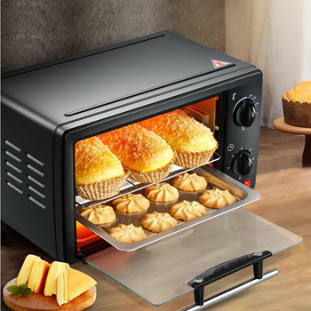 12L Toaster Oven Easy Bake Oven Bakery Kitchen Appliances Electric Toaster Oven Bread Toaster Electric Oven Bread Baking Machine 2