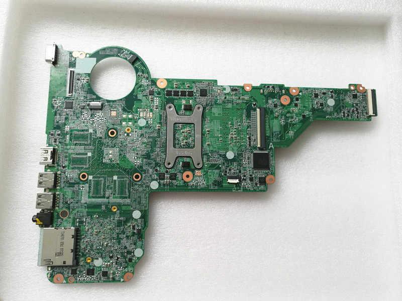 Placa base para ordenador portátil 720691-501 compatible con HP Pavilion 15 17 15-E 17-E, placa base 720691-001 DA0R75MB6C0 / C1