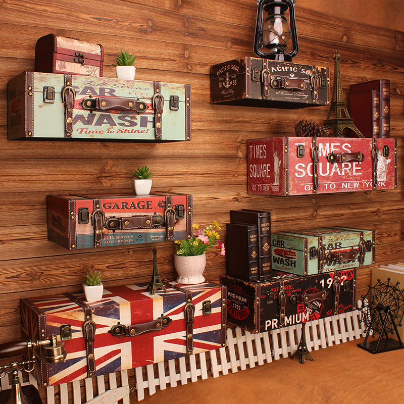 Aliexpress.com : Buy New Retro Wall Decorations Milk Tea