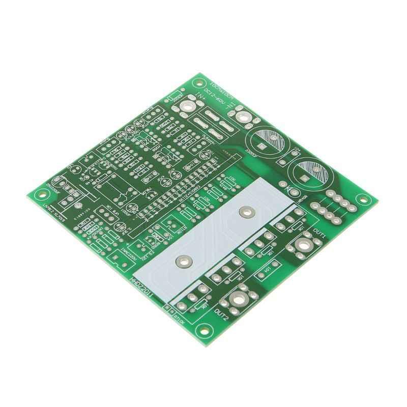 عاكس لوحة تفريغ موجة جيبية نقية 12 فولت 24 فولت 36 فولت 48 فولت 60 فولت متعدد الوظائف عالي التردد PCB مكون ذاتي الصنع