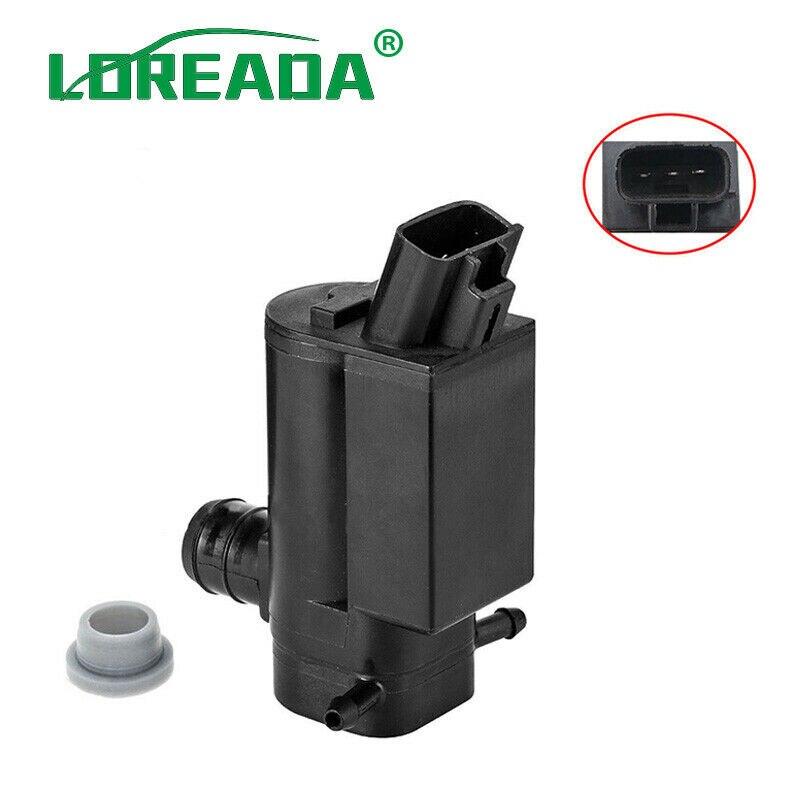 NEW Front Windscreen Washer Pump 85330-20470 For TOYOTA Corolla Yaris Picnic