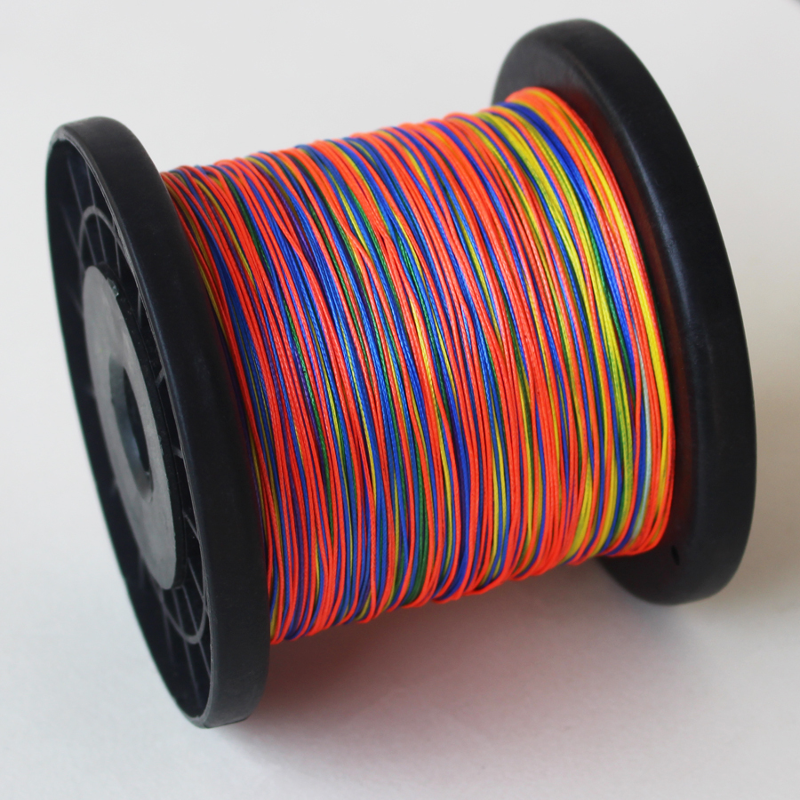 Braided Fishing Line 500m 8 Strands Super PE Braid Line ...
