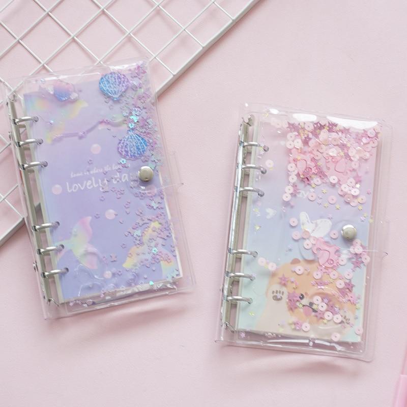 1 Stücke Neue Tagebuch Buch Kleine Frische Notebook Geschichte Der Meer Reise Tagebuch Plan Notebook Kleines Mädchen Notebook Tagebuch A6